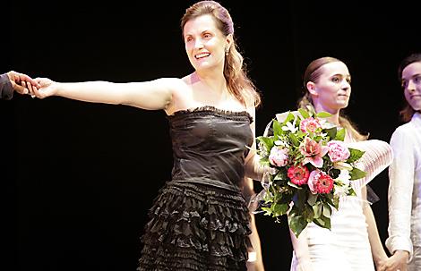 Laura Esteve, directora del centre de dansa Laura Esteve a Sant Cugat